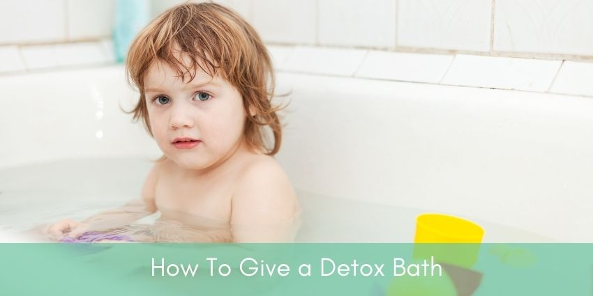 How To Give a Detox Bath Dr Stephanie Libs Blog - Cafe Of Life San Diego