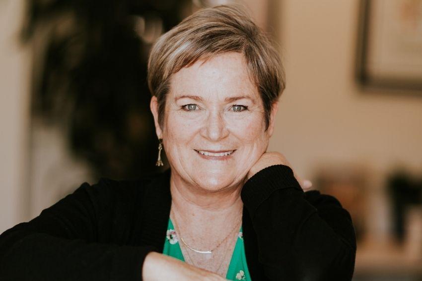 Nancy Fournier Cafe of life San Diego