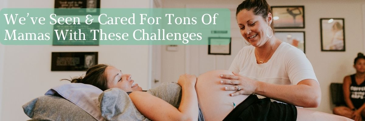 Pregnancy Chiropractor Care Cafe Of Life San Diego